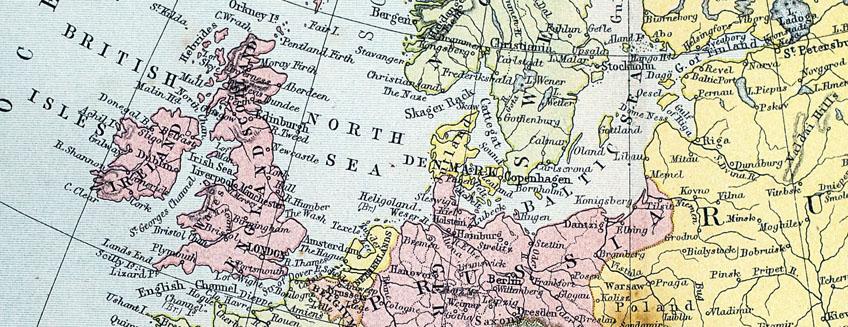 Historical Map Data